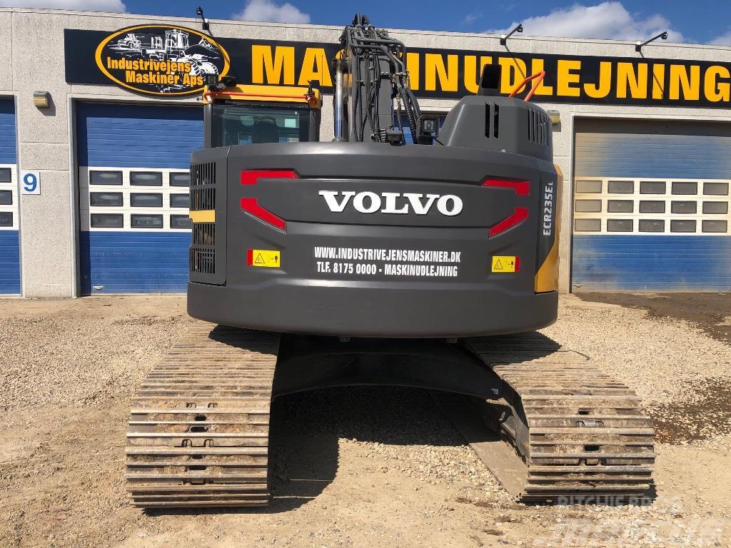 Volvo ECR 235 E / ECR235E gravemaskine