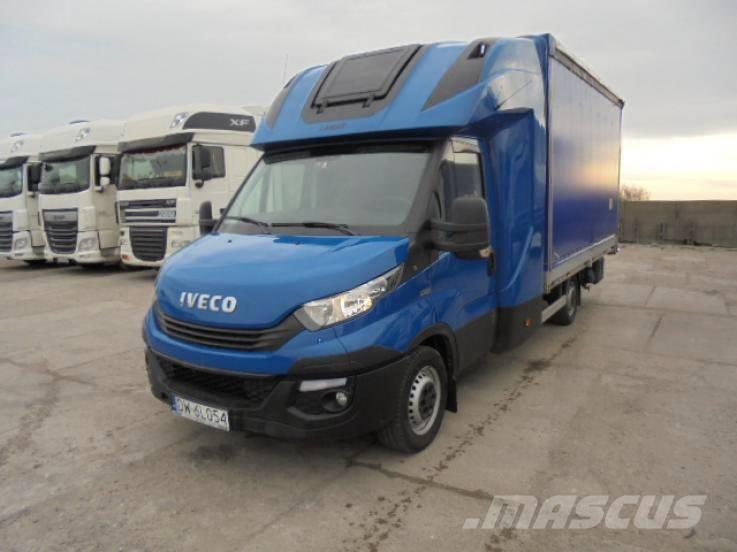 Iveco DAILY 35S18 180KM