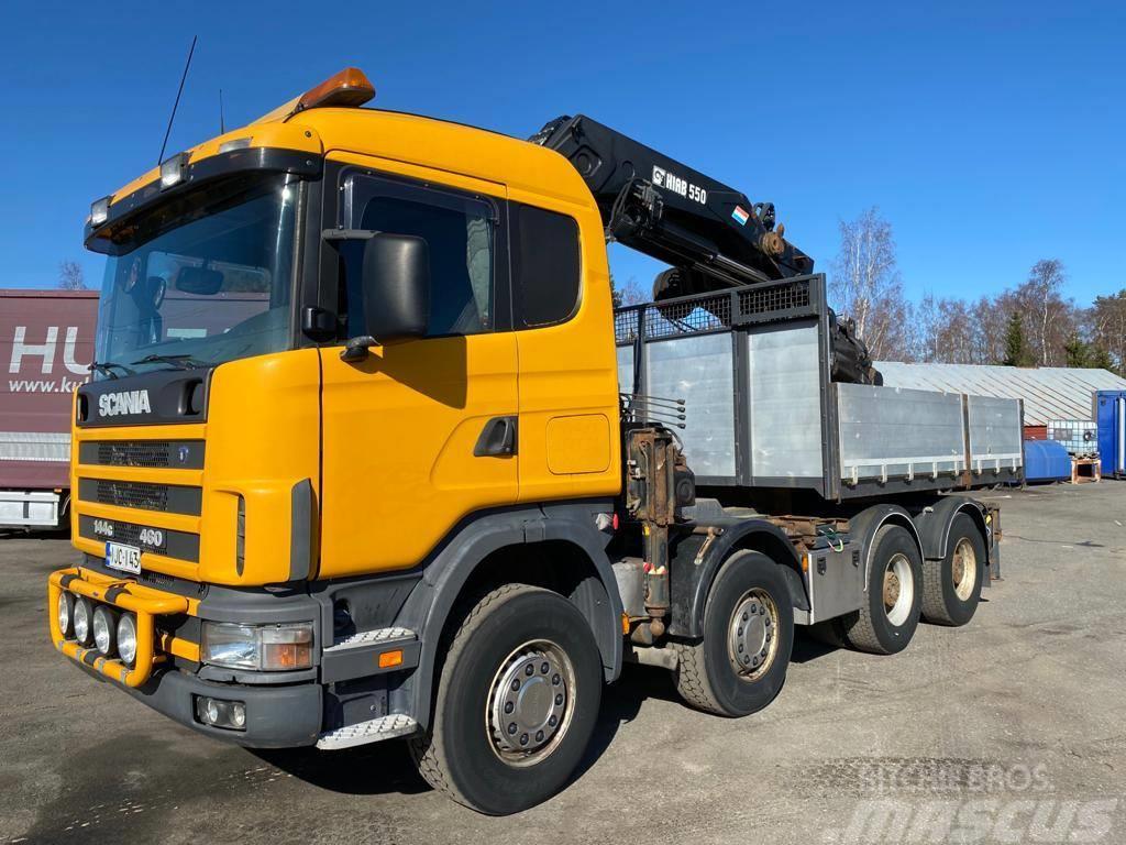 Scania R 144 GBB