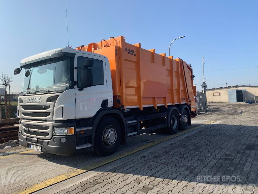Scania P320 + Ekocel
