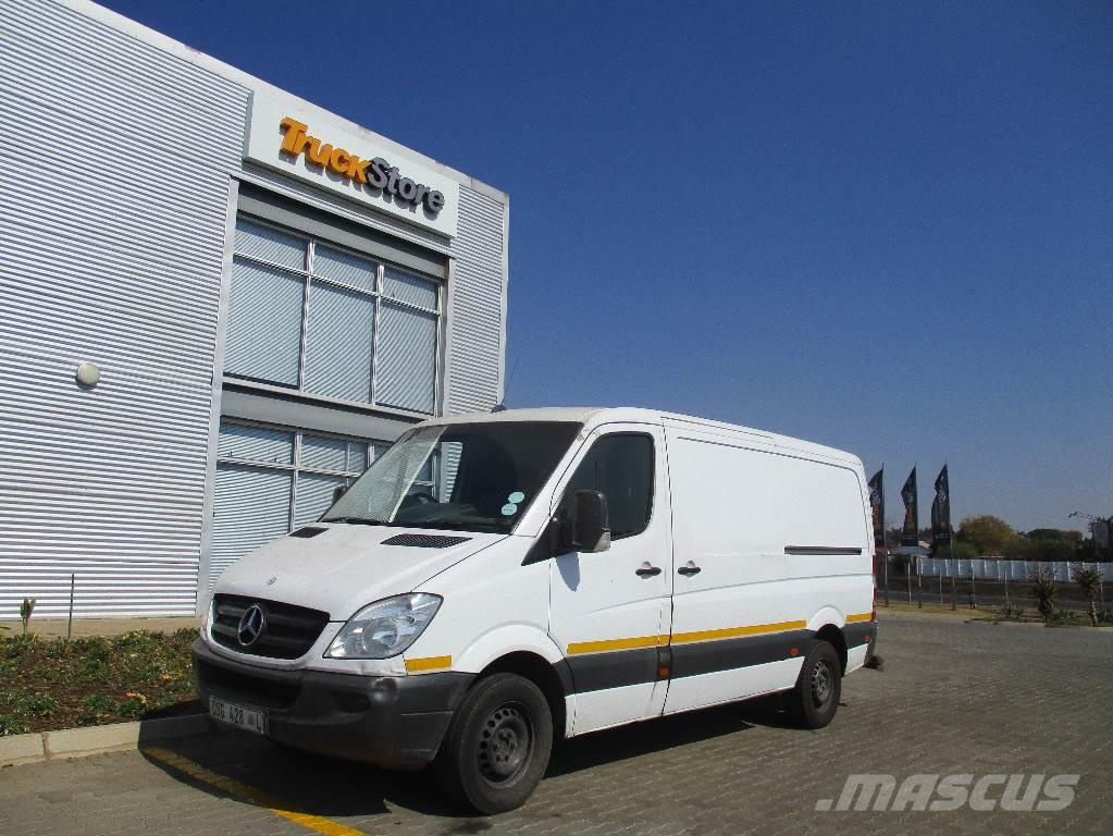 Used mercedes benz sprinter 315cdi panel van panel vans for Price of mercedes benz sprinter