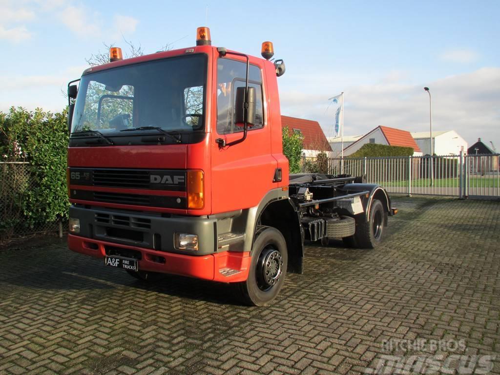 DAF 65-210 ATI Haakarm   4x4