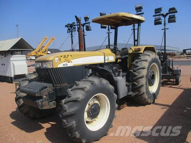 New Holland 8030 4x4 Tractor