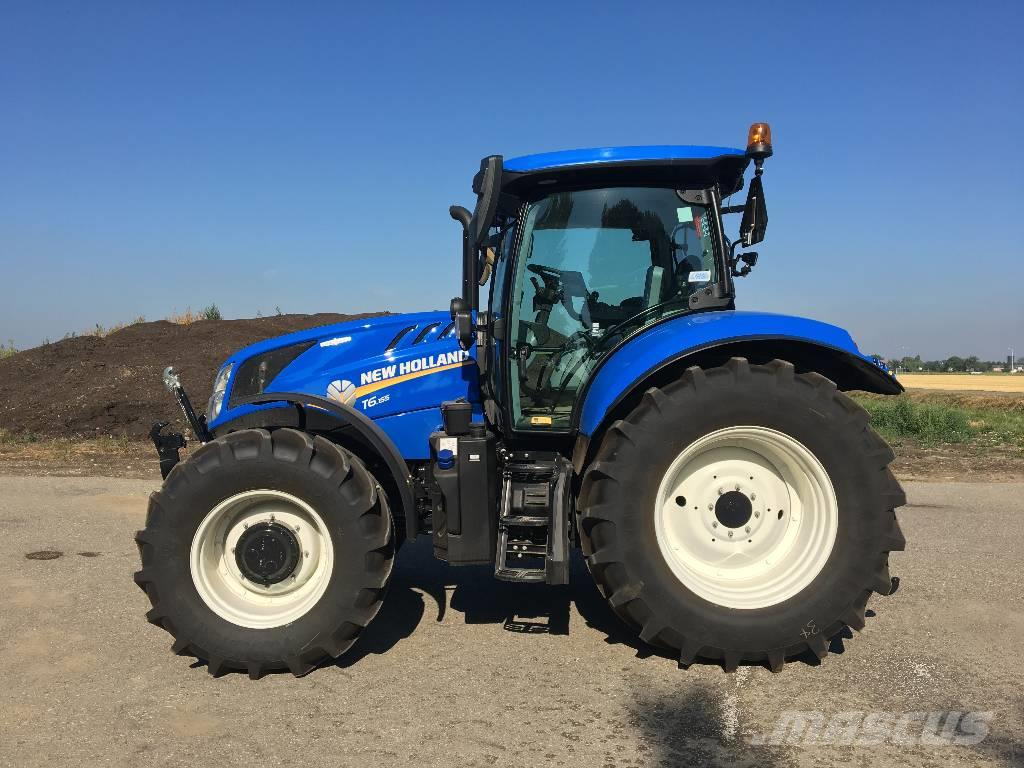 New Holland T6.155 Auto Command