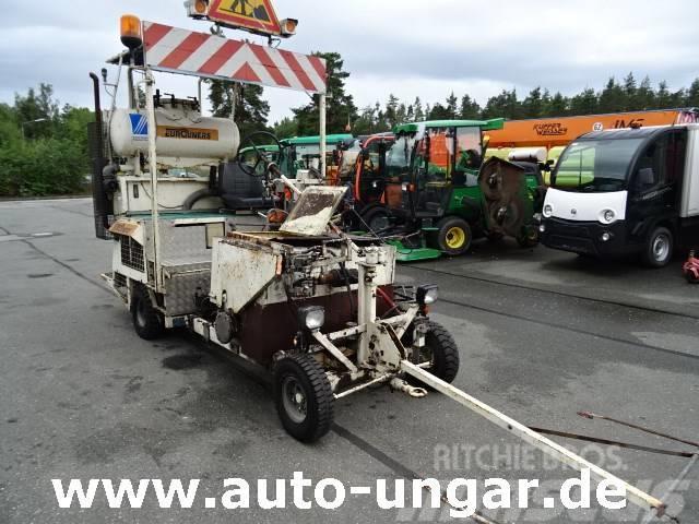 Hofmann Euroliners Trassar T21 Markiermaschine Roadmarking