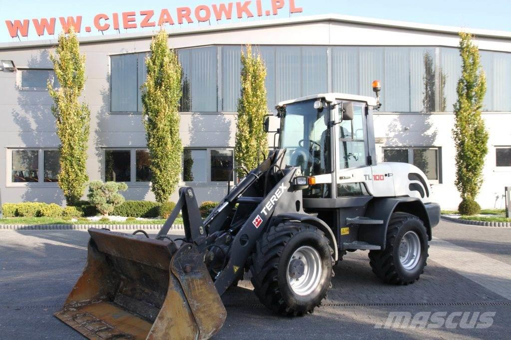 Terex TL100 WHEEL LOADER