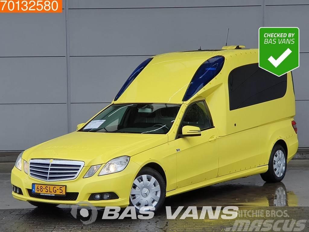 Mercedes-Benz E-Klasse 250 CDI Fully equipped Dutch Ambulance Br