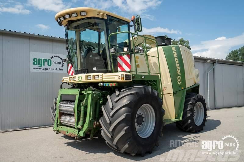 Krone Big X 1000 4WD (1241/1759 hours) 2 x 510 HP