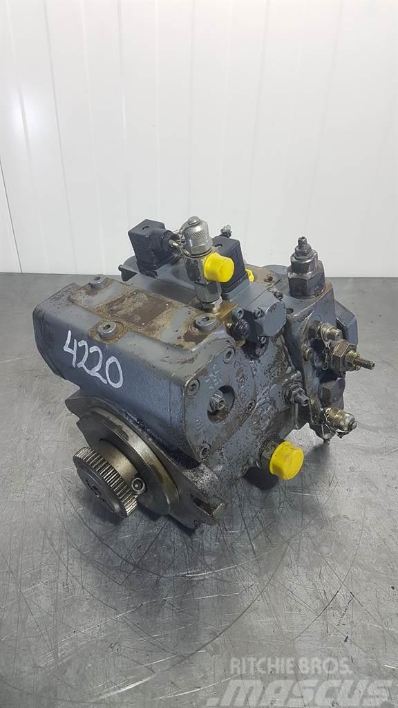 Brueninghaus Hydromatik A4VG56 - O&K L6/L8 - Drive pump/Fahrpumpe