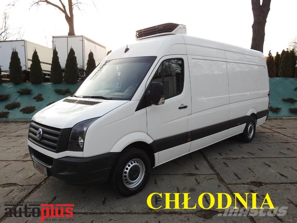 volkswagen crafter furgon ch odnia 0 c preis baujahr 2012 k hltransporter. Black Bedroom Furniture Sets. Home Design Ideas