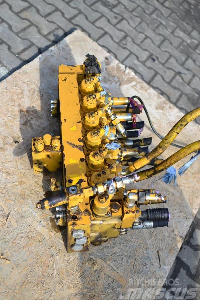 Etec Eder 668 C10 6601 2113 Hydraulic distributor hydra