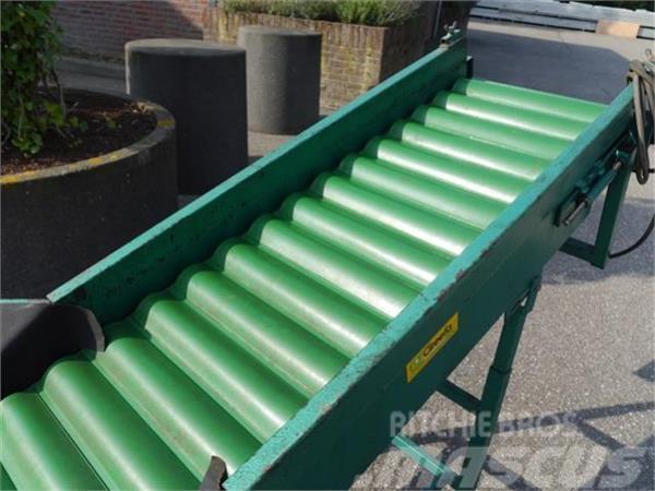 Greefa opvoerband transportband 150 x 40 cm Duijndam Mach