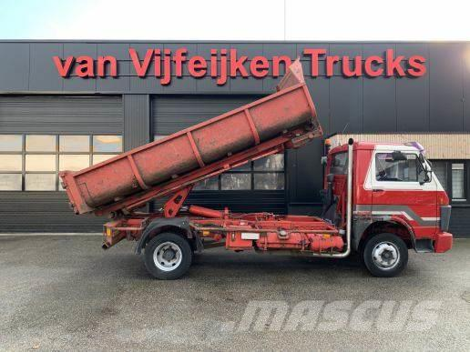 MAN -VW 8.150 4X2 - CONTAINER SYSTEM FULL SPRING MANUA