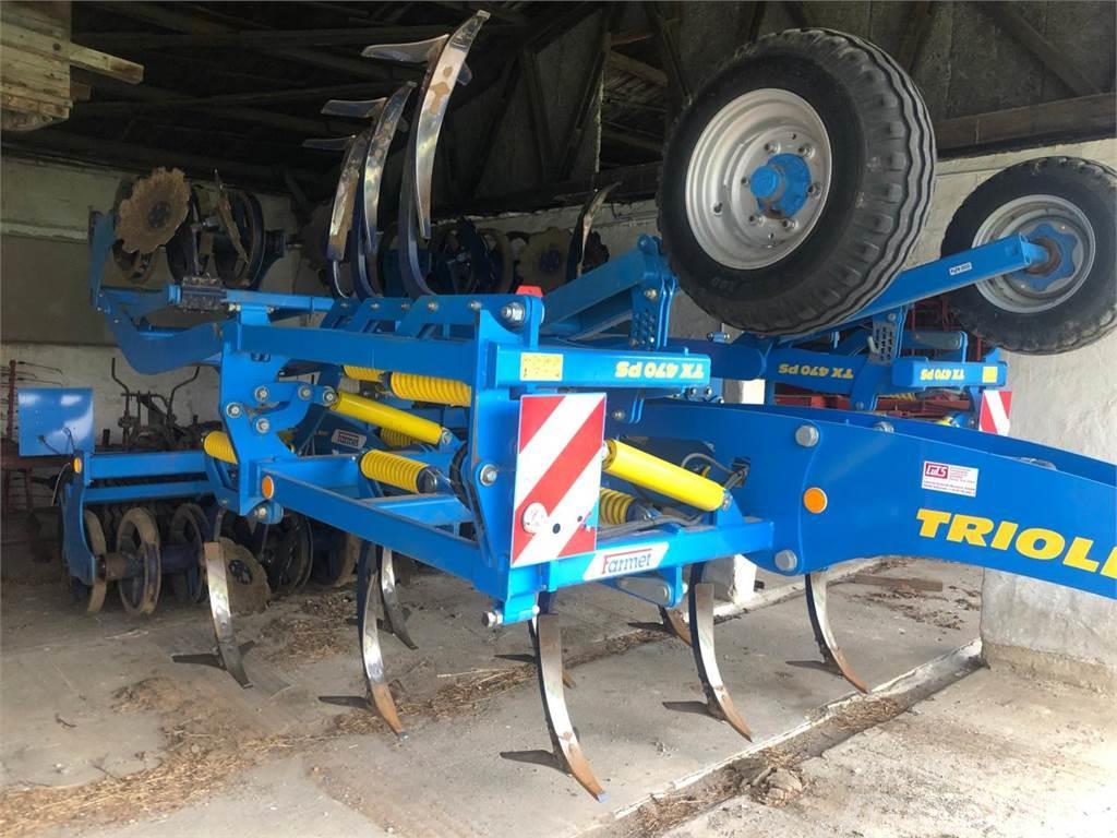 Farmet Triolent 470 PS