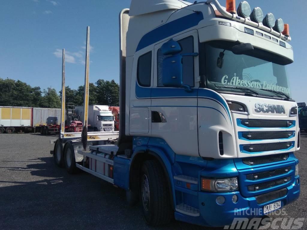 Scania R 730 LB