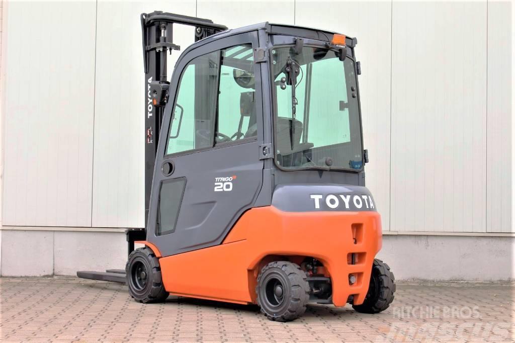 Toyota 8FBMT20