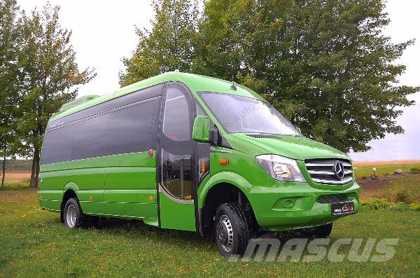 Mercedes-Benz Sprinter 519 Bluetec 4x4 CUBY Tourist (145)
