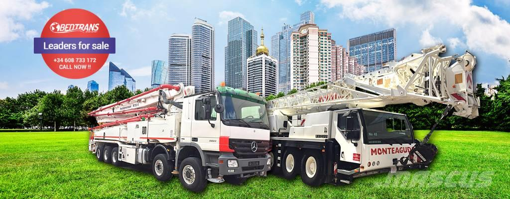 Putzmeister BSF52-5.16 HLS Bedtrans Trucks Spain