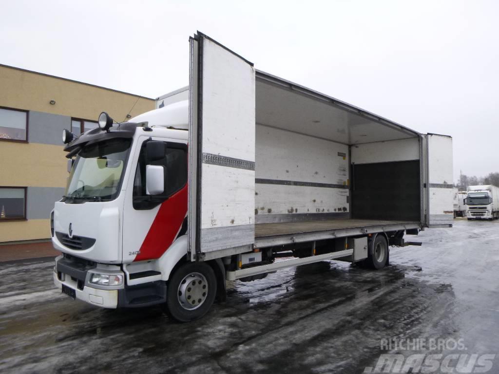 Renault Midlum 240.16 4x2+SIDE OPENING