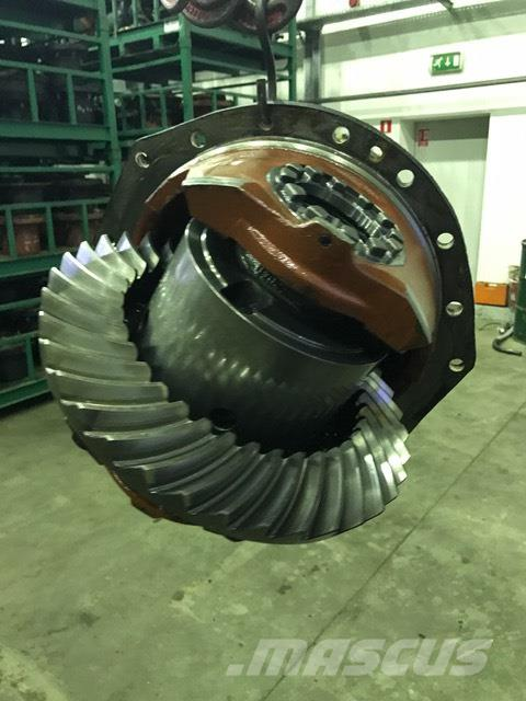 Liebherr 580 axles parts deferential