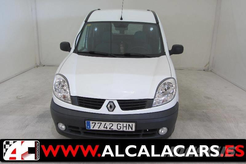renault kangoo preis baujahr 2008 kastenwagen. Black Bedroom Furniture Sets. Home Design Ideas