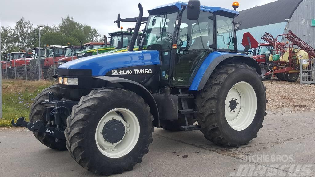 New Holland TM 150 SS