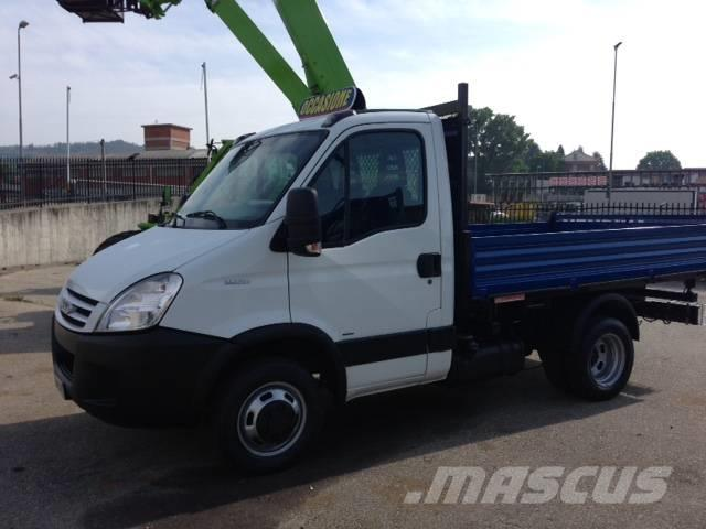 Iveco DAILY 35C10 RIBALTABILE