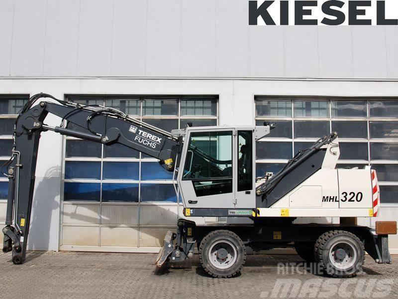 Fuchs MHL 320 D /Terex TWH220