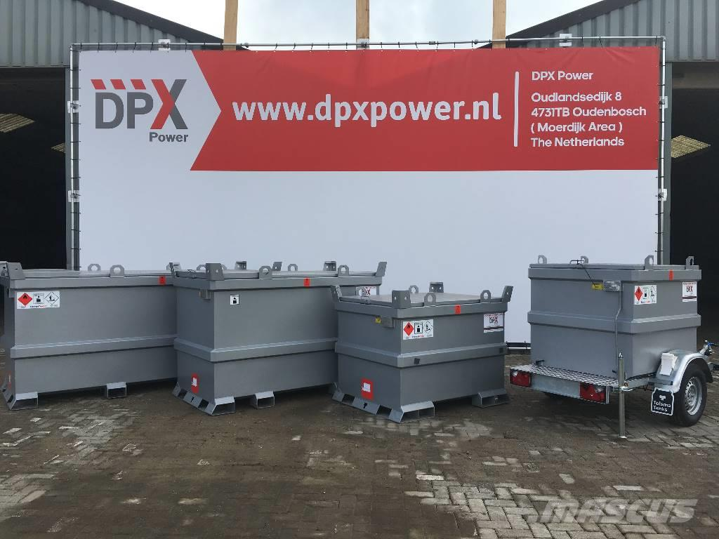 [Other] New Diesel Fuel Tank 300 Liter - DPX-31018