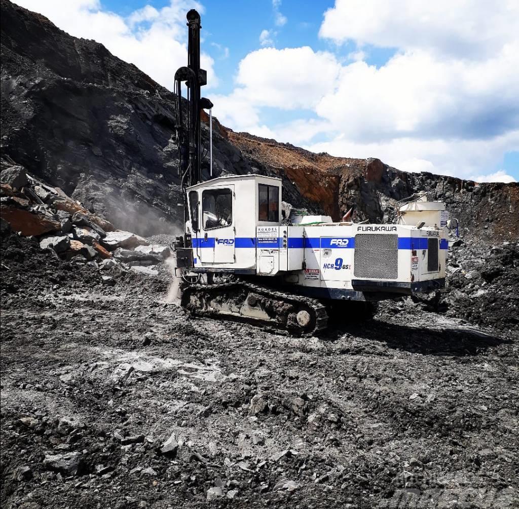 Furukawa Rock Drill HCR9DS
