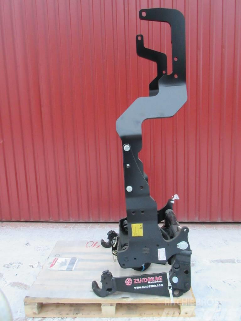 Zuidberg Etunostolaite NH T5.95 / Case Farmall U -malliin