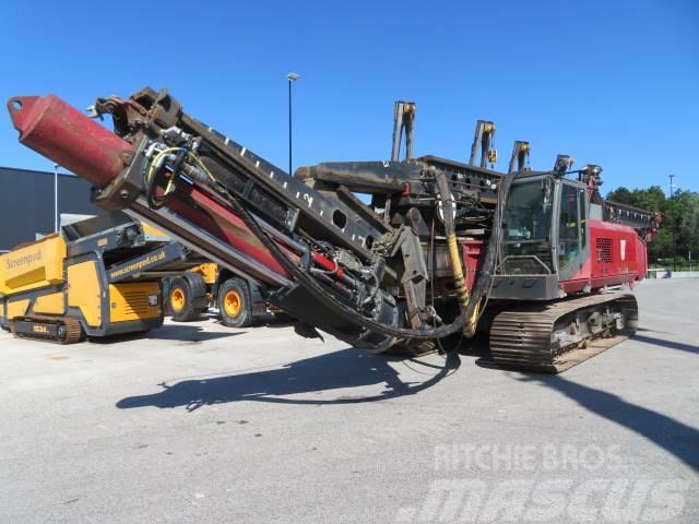 Sennebogen SR40T Pile Driver
