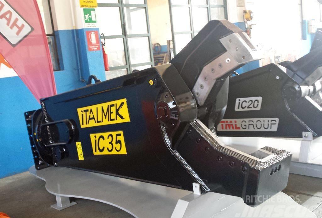 Italmek IC 35 - Scrap shear