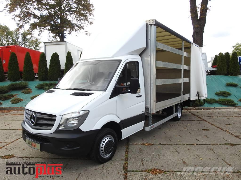 Mercedes-Benz SPRINTER 516 LIFT 10 PALET TEMPOMAT EURO6