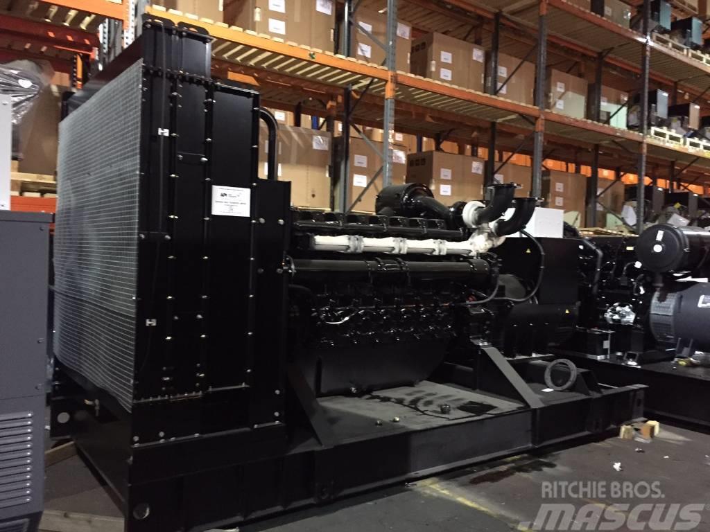 Perkins PS600c 600kVA Three Phase - Open