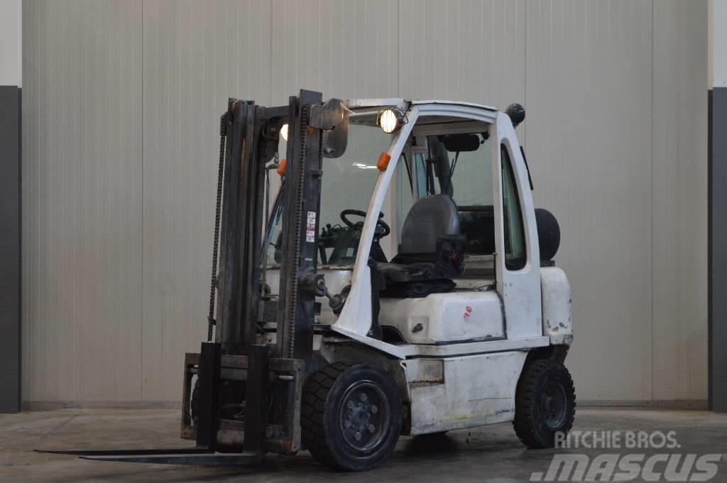 Nissan U1D2A25LQ