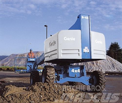 Genie S-45 4x4, diesel, new with warranty, 16m