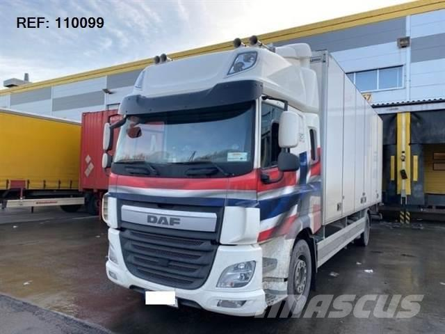 DAF CF330 - SOON EXPECTED - 4X2 SPACE CAB BOX EURO 6