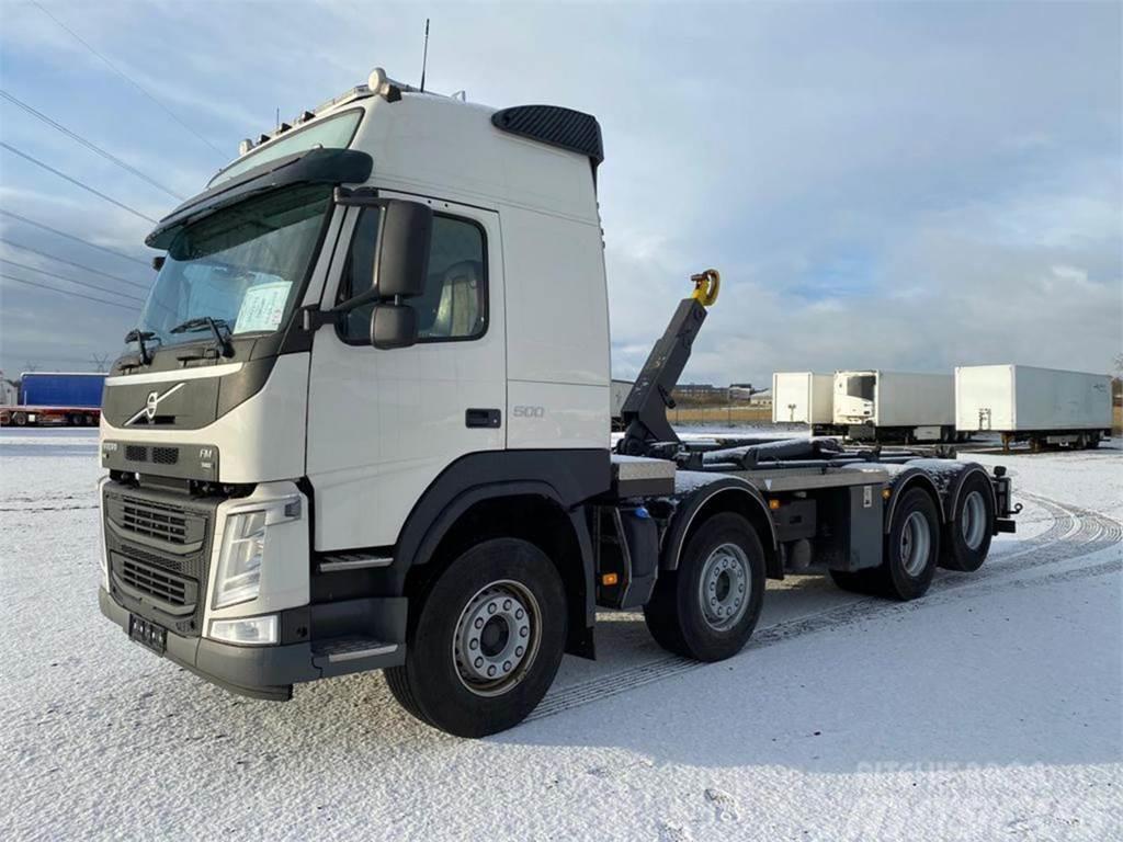 Volvo FM500 Globetrotter 8x4/4