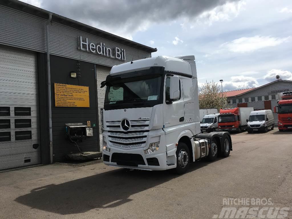 Mercedes-Benz Actros 2546, 2018, Conventional Trucks / Tractor Trucks ...