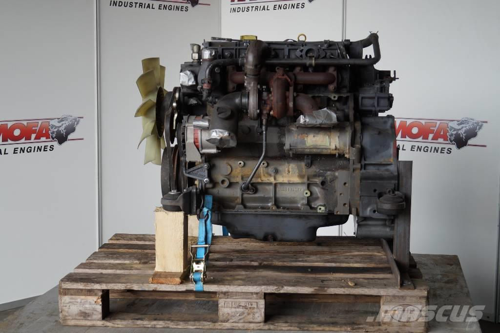 Deutz bf4m1012ec USED