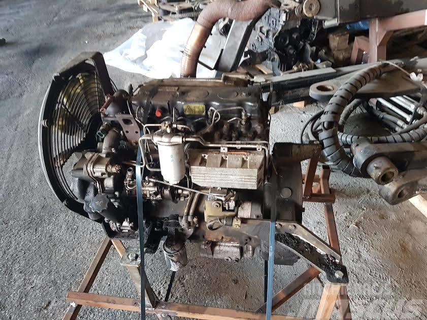 Perkins 4 cylinder motor