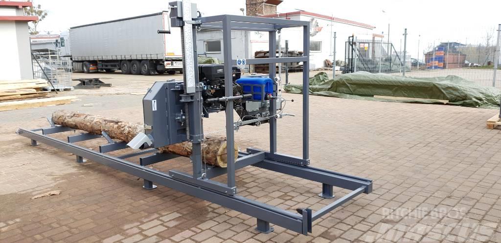 Trak-Met Trak taśmowy Eco silnik benzynowy 13 KM