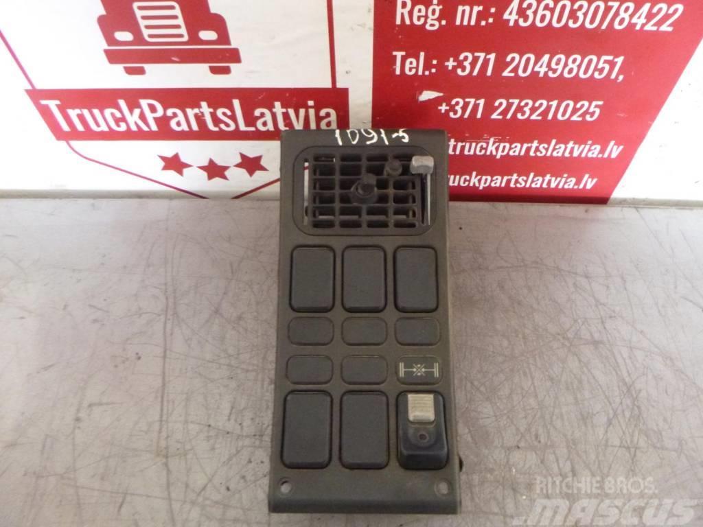 Scania R440 Button block