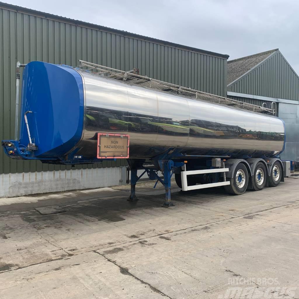 [Other] clayton 32000 litre digestate tanker