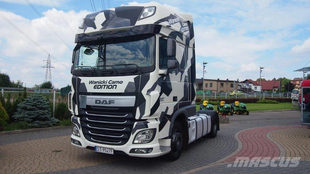 DAF 2014 Xf Ft 2016 Euro 6 Camo Edition Occasion, Prix: 47