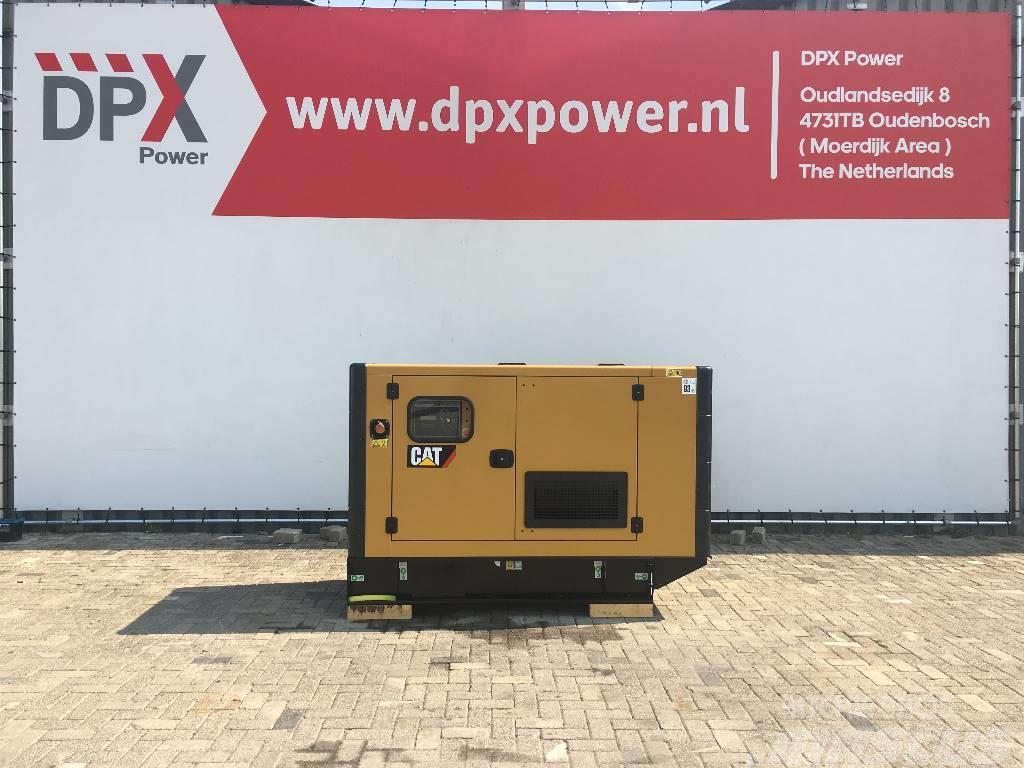 Caterpillar DE88E0 - 88 kVA Generator - DPX-18012