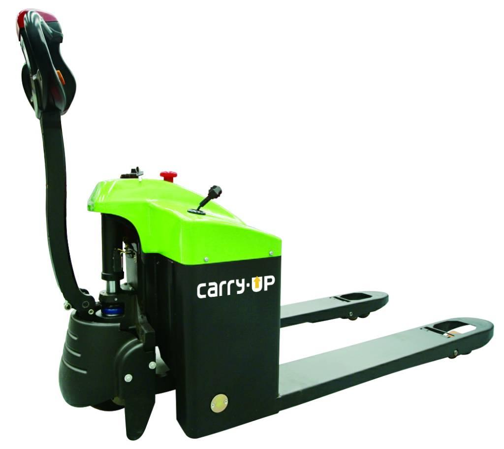 [Other] CARRYUP ELECTRIC PALLET TRUCK  CBD15G