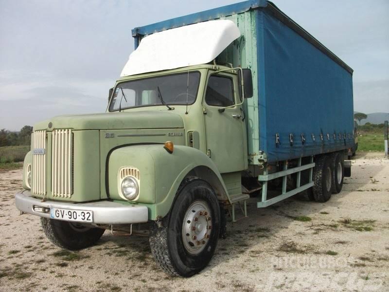Scania 86 6X2
