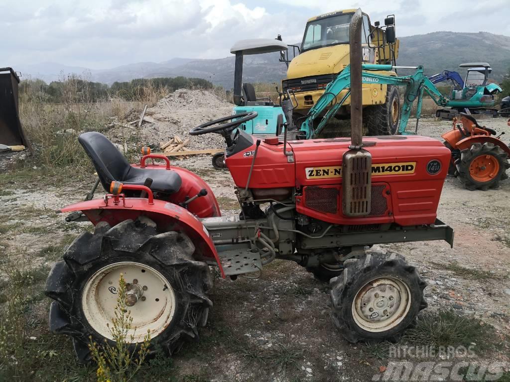 [Other] Minitraktor, micro tracteur Yanmar YM-1401d